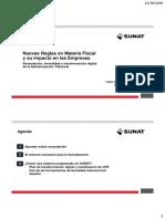 Nuevas Reglas en Materia Fiscal y su impacto en las Empresas