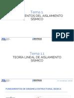 Fundamentos Del Aislamiento Sísmico 180824