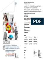 Info Diseño CAD CAM e Impresion 3D