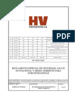 Reglamento Especial Para Empresas Subcontratistas Ver 07