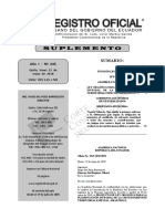 Ley Orgánica para la Planificación Integral de la Circunscripción Territorial Especial Amazónica