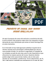Casas San Isidro