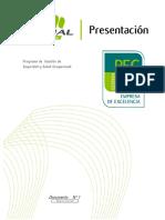PEC Empresa Excelencia - Doc 01 Presentacion E0707