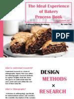 Contextual Research Process Book