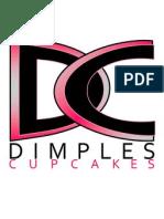 Dimples Cupcakes Logo