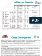 Hsfc Class Schedule 201805 0