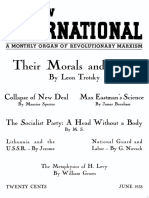Leon Trotsky - Their Morals and Ours