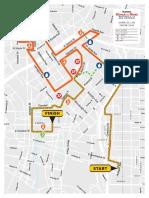 Rock N Roll Marathon 5K-10K Course Map