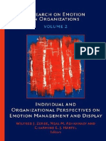 New Ways of Studying Emotions in Organizations-