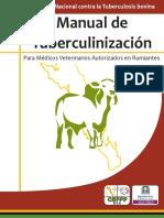 Manual Tuberculinización