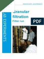 Granular Filtration Filtration