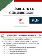 Sesión 6 - Logistica en La Construcción. Rev.1