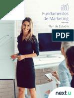 Plan de Estudio Fundamentos de Marketing NEXTU