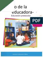 Libro de La Educadora Completo