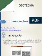 Aula UGB 7 - Compactação