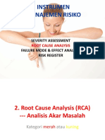 5. Root Cause Analysis (RCA)