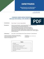 21019f-Diretrizes Consenso Sobre Anemia Ferropriva-ok