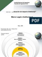 4. Marco Legal e Institucional