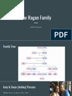 the ragan family