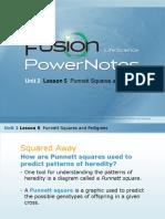 Lesson 5 - Punnett Squares and Pedigrees (1).pptx