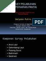 Survey Pelabuhan