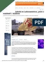 Redes de Hizbolá en Latinoamérica - Latinoamérica - Internacional - ELTIEMPO.com