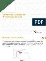 s3 Cambio Variab en Integ Dobles