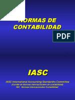Historia Del Iasc- Iasb Nic Niff