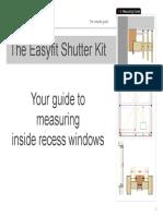 Easyfit Measuring Guide