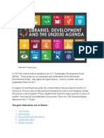 Directors Brief on UN Sustainable Dev Goals