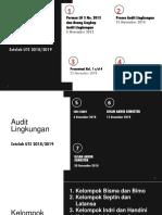 00 Outline Audit Lingkungan