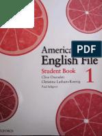 American English File 1.pdf