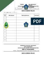 Agenda-Kelas SMA ICT