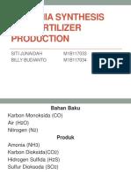 Tugas Patent Amonia