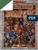 AD&D 2nd Edition Skullport