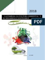 Informe de Sociedad Cultura y Ecologia