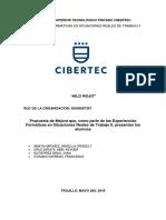 Instituto Superior Tecnológico Privado Cibertec