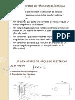 Fundamentos de Máquinas Eléctricas 1
