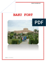Bahu Fort.docx