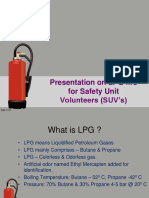 LPG Safety Training for SUV 01