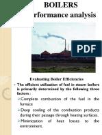Boiler Effciency