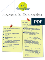 Equine Education