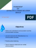 Communication Skills Ppt Effective Communication Techniques