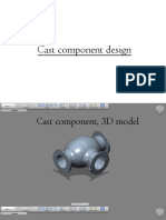 Design of Cast Components