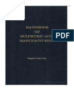 Handbook of Sulphuric Acid Manufacturing