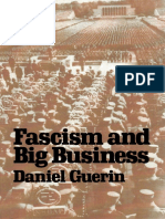 Guerin - Fascism and Big Business, 2e (1973)