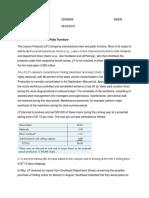 Case Study Sample Write up