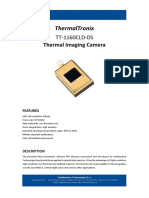 ThermalTronix TT 1160CLD DS Datasheet - TERMOGRAPHIC SENSORS