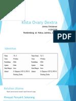 Dr Wahyu Kista Ovary