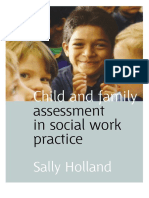 2. Child and Family Assessment in Social Work